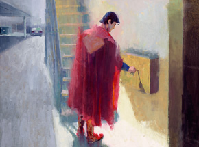Art Print by William Wray - Roommates - Standard Edition