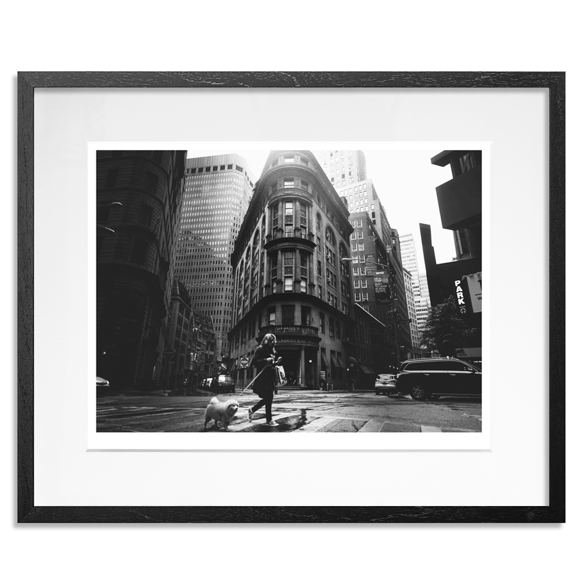 Jayscale Art Print - Above Ground