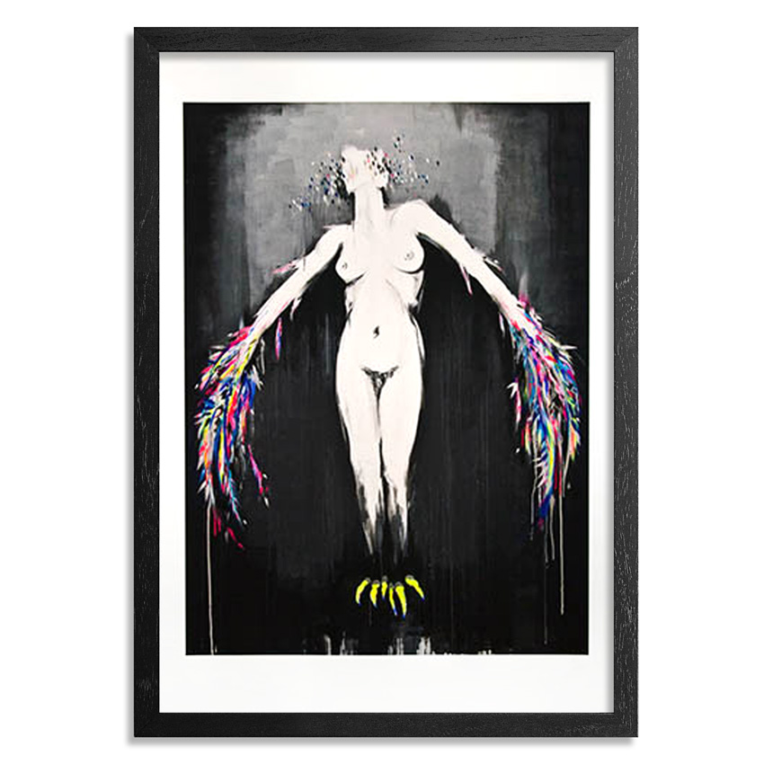 The Heliotrope Foundation Art Print - Vexta - Maintain Momentum