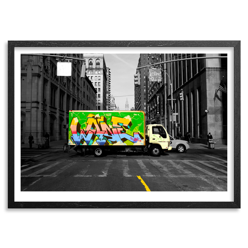 Wane Art Print - The Take Over - Limited Edition Prints